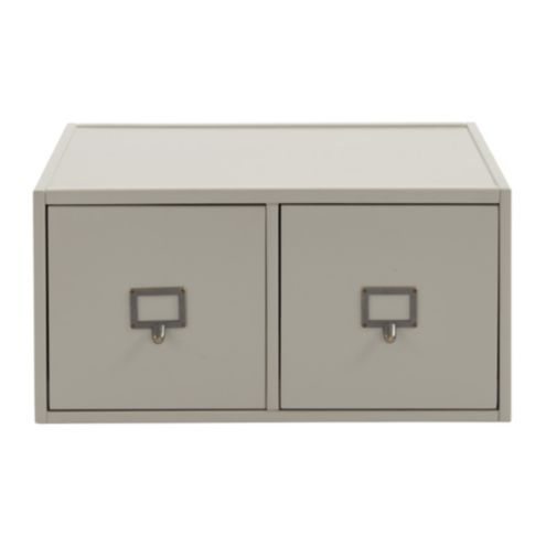 Abbeville 2-Drawer Cabinet