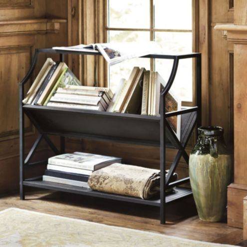 Librarie Bookshelf - Sonoma Tower Furniture Ballard Designs