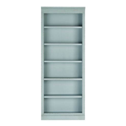 Casa Florentina Josephina Bookcase with Shelves Flush