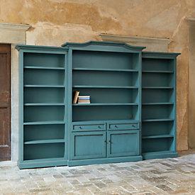Tuscan Bookcase Set - 3 Piece | Ballard Designs