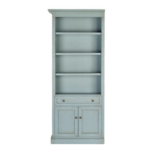 Casa Florentina Josephina Left Bookcase with Door -