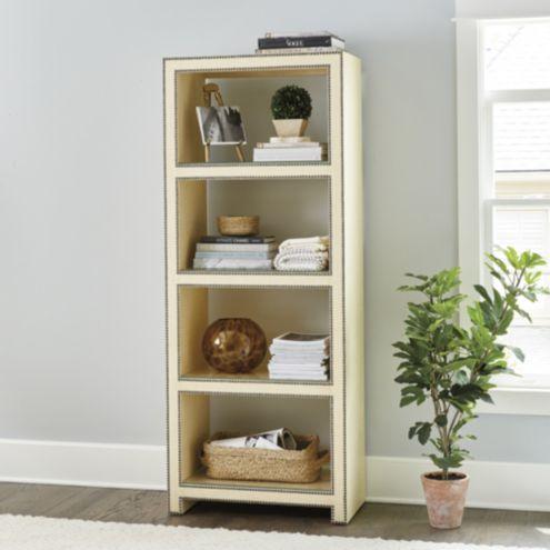 Chloe Bookcase - Librarie Bookshelf Ballard Designs