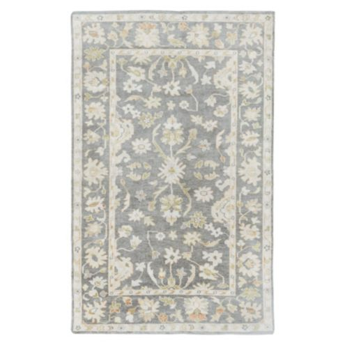 Palmer gray rug swatch ballard designs for Ballard designs bathroom rugs