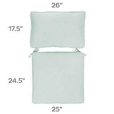 Guide to Buying Outdoor Replacement Cushions