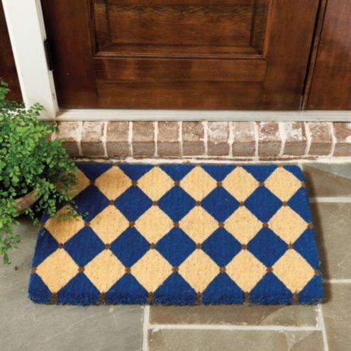 Highgate Doormat Double Door Ballard Designs