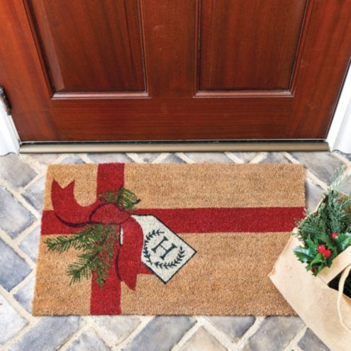 Gift Personalized Coir Mat Ballard Designs