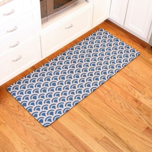 Fish Scale Comfort Mat