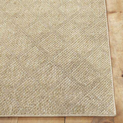 Trellis sisal rug ballard designs for Ballard designs bathroom rugs