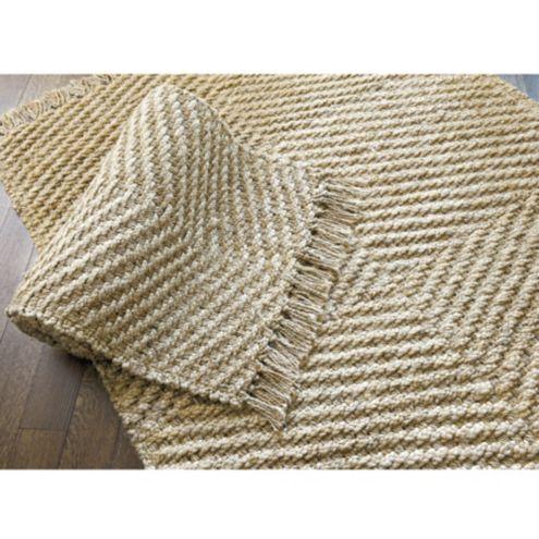 Diamond weave jute rug ballard designs for Ballard designs bathroom rugs