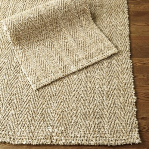Herringbone jute natural fiber rug ballard designs for Ballard designs bathroom rugs