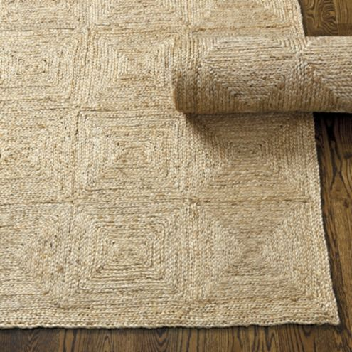 Bali jute rug ballard designs for Ballard designs bathroom rugs