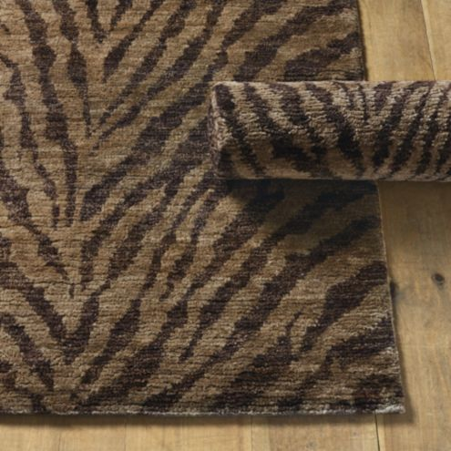 Mowgli Jute Hand Knotted Rug