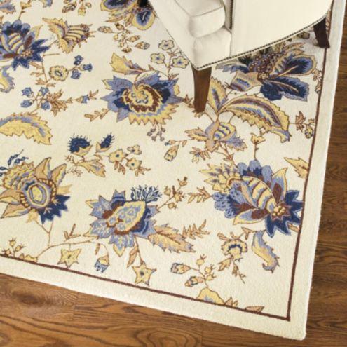 Sophia rug ballard designs for Ballard designs kitchen rugs