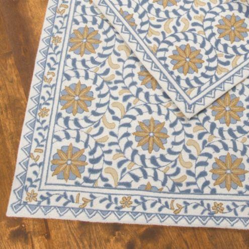 Sevilla rug ballard designs for Ballard designs bathroom rugs