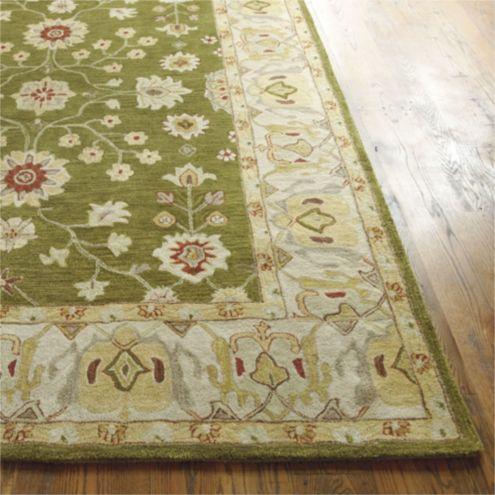 Lauren rug ballard designs for Ballard designs kitchen rugs