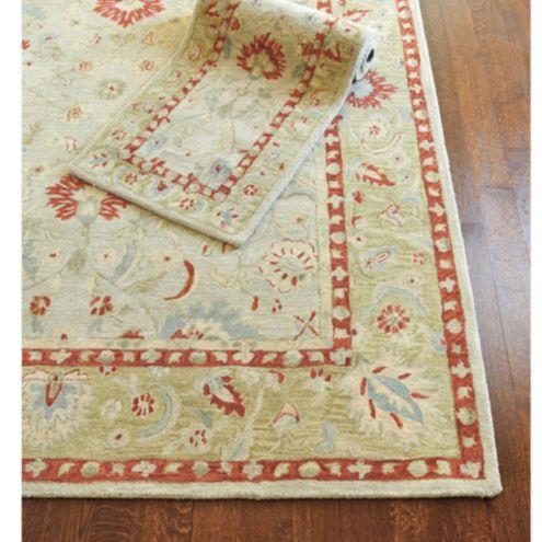 Loredo rug european inspired home furnishings ballard for Ballard designs bathroom rugs