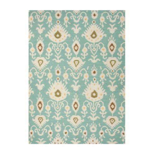 Anegada flat woven rug ballard designs for Ballard designs kitchen rugs