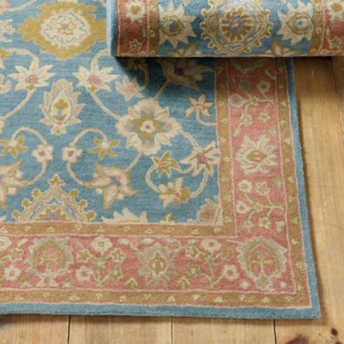Collinsworth Hand Tufted Rug