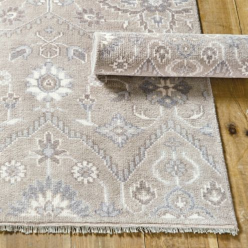 Velaine Hand Knotted Rug