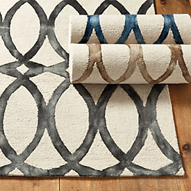 Moroccan Trellis Rug Ballard Designs
