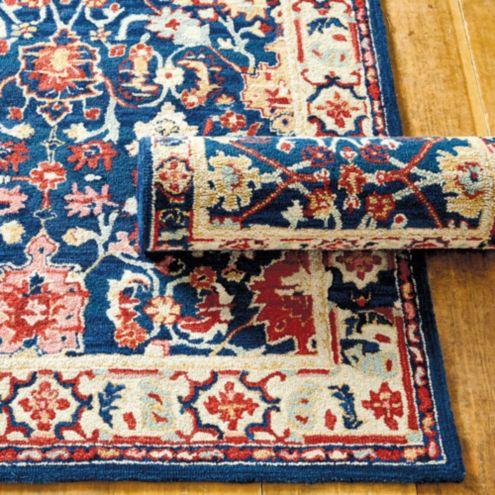 Tavia rug ballard designs for Ballard designs kitchen rugs