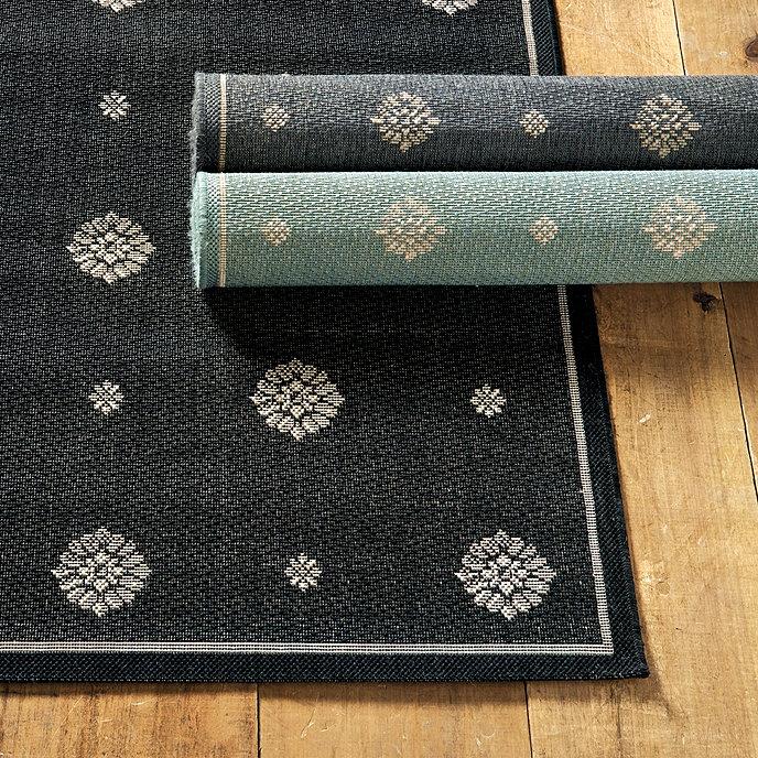Navarre Indoor/Outdoor Rug | Ballard Designs