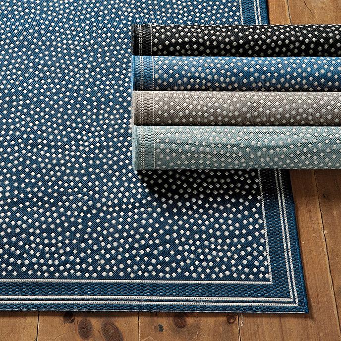 Marina Indoor Outdoor Rug | Ballard Designs