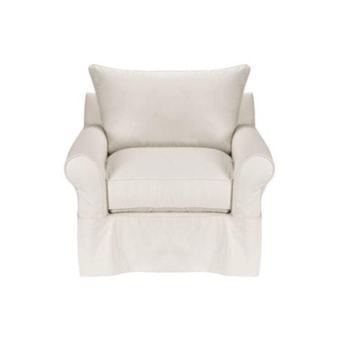 Vintage Vogue Club Chair Slipcover - Special Order