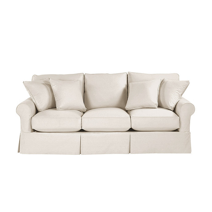 Superieur Baldwin Sofa   Slipcover And Frame