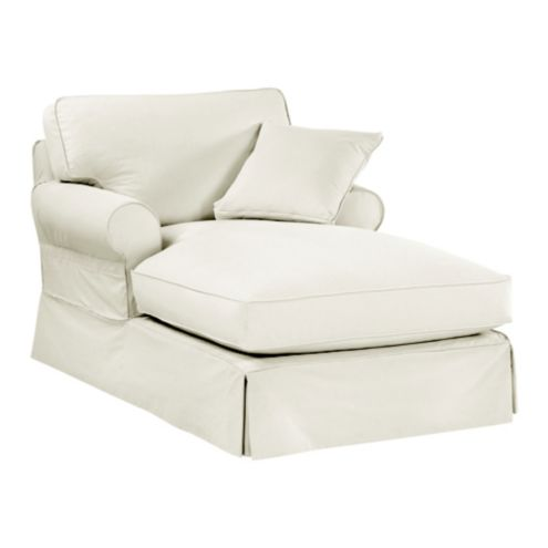 Baldwin Chaise Slipcover - Special Order Fabrics