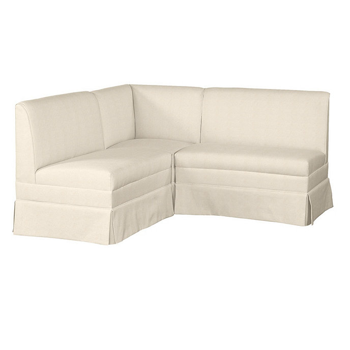 Coventry 3 Piece Corner Upholstered Sectional