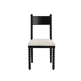 Livia Spool Chair   Set Of 2