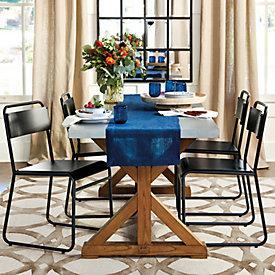 Bon Tatum Trestle Dining Table