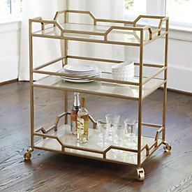 Pemberten Cart | Ballard Designs