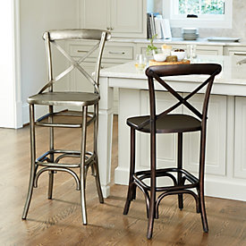 Constance Metal Counter Stool : ballard designs bar stools - islam-shia.org