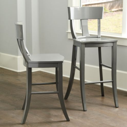 Arletta Klismos Counter Stool
