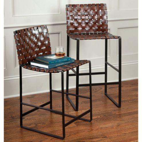 Beragon Stools Ballard Designs