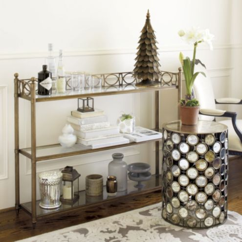 Grand Marquis Console Table