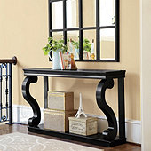benedetta entry table 58 inch - Entry Table