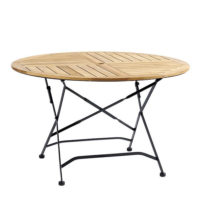 Giardino Round Dining Table Inch Ballard Designs - 48 inch outdoor table