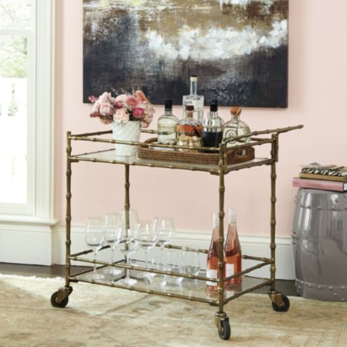 Jill Bar Cart | European-Inspired Home Furnishings