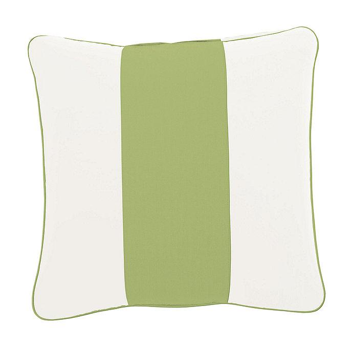Color Block Indoor/Outdoor Pillow | Ballard Designs