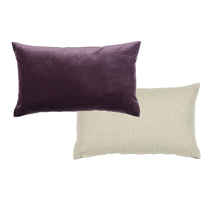 Brand new Signature Velvet & Linen Pillow | Ballard Designs RU12