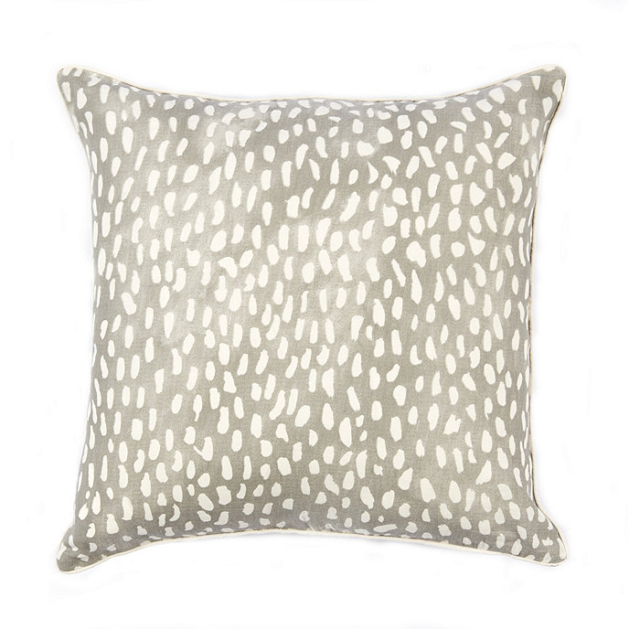 Thandie Watercolor Printed Pillow Cover