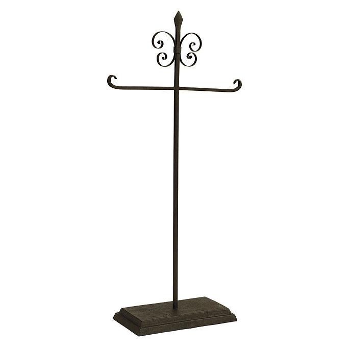 Christmas Stocking Holder Tree Stand: Floor Stocking Holder