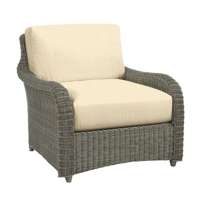 Suzanne Kasler Versaille Box Edge Deep Seat Chair Cushion