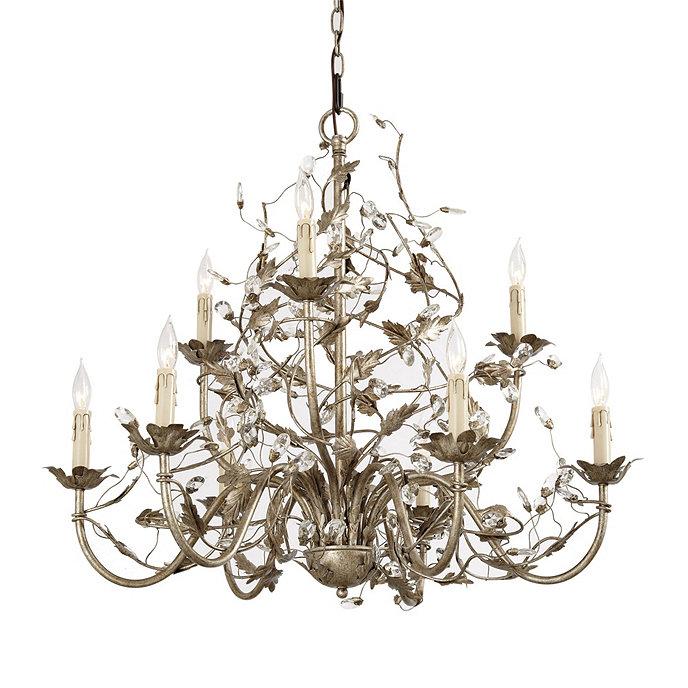 Claire 9 arm grande chandelier ballard designs claire 9 arm grande chandelier mozeypictures Gallery