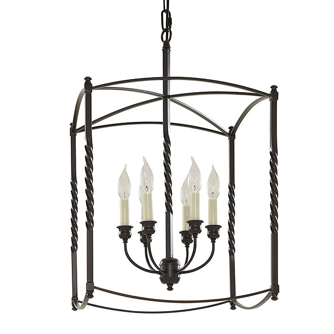 Carriage House Chandelier Extra Large