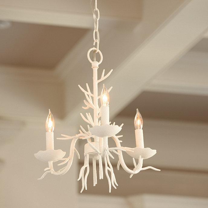 Coral 3 light chandelier ballard designs coral 3 light chandelier aloadofball Gallery