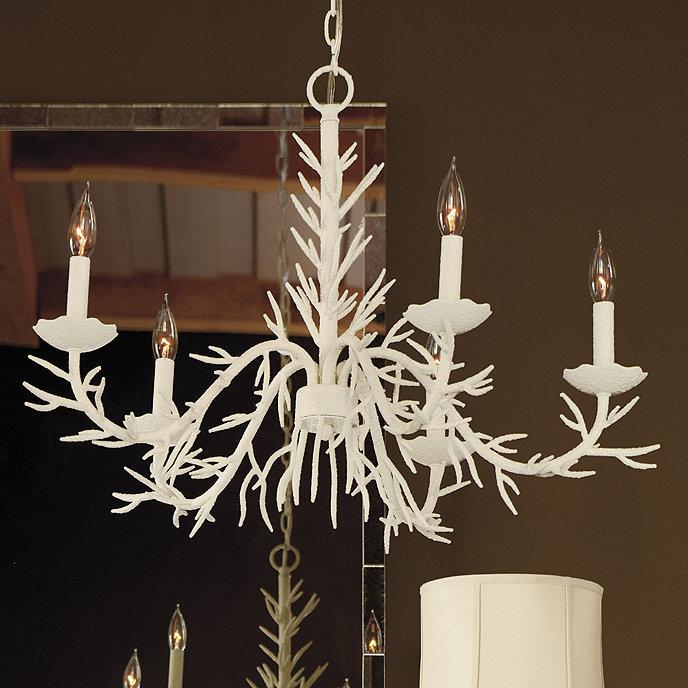 Coral 5 light chandelier ballard designs coral 5 light chandelier aloadofball Gallery